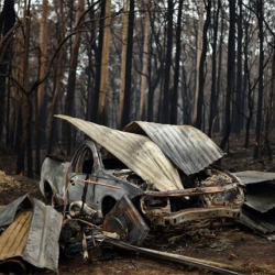 L Australie consacre deux milliards de dollars    la reconstruction apr  s les incendies