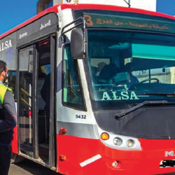 Les bus d occasion import  s par Alsa op  rationnels d  but mars 2020