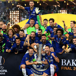 Chelsea écrase Arsenal et remporte l'Europa League