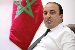 Interview de Hicham Bennani, président du club Royal des motos Rabat