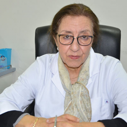 Coronavirus: Interview de Latifa Laaboudi, pneumologue à Casablanca