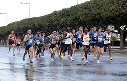 Des MRE ont pris part au marathon international de Rabat