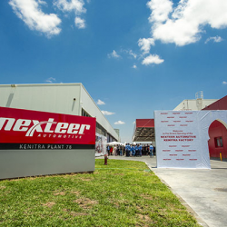 Nexteer Automotive ouvre sa premi  re usine africaine    K  nitra