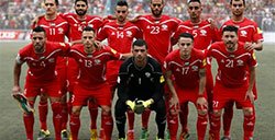 Qualifications Mondial 2018: Le match Arabie Saoudite-Palestine maintenu à Ramallah