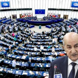 Le Parlement europ  en   pingle le r  gime alg  rien