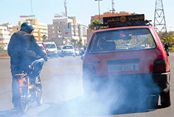 Casablanca  la ville de toutes les pollutions