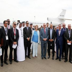Ouverture à Casablanca du premier Salon de l'Aviation privée et d'Affaires