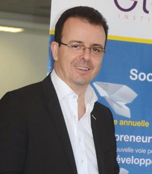 Younes El Jouahri, président d'Olea Institute.