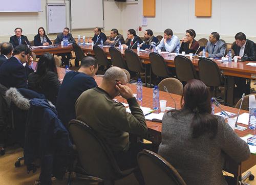 REPORTAGE. Quand ils  parlent du Maroc, les  hauts responsables de  l'Organisation du traité de  l'Alliance atlantique Nord  (OTAN) évoquent souvent  un partenaire stratégique,  privilégié et très fiable. Outre  le dialogue politique, le Maroc  entretient des relations  militaires fortes avec l'OTAN.