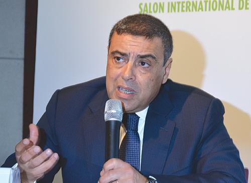 Jaouad Chami, commissaire du SIAM. La 10ème édition du SIAM sera celle de tous les records