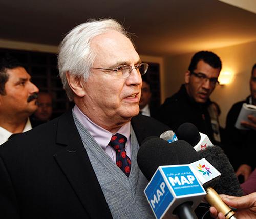 Christopher Ross aurait repris à son compte la proposition formulée en 2008 par son prédécesseur Peter van Walsum: celle du rejet de l'indépendance de l'ex-Sahara occidental. Une telle proposition a suscité pas mal de remue-ménage chez les séparatistes.