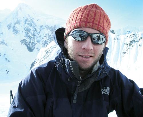 Nacer Abdeljalil le premier Marocain à atteindre le Pôle nord.