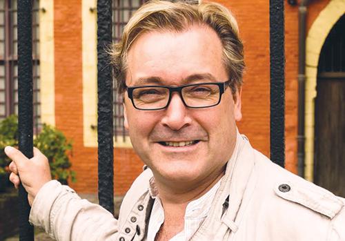 Paul Daudin Clavaud, journaliste de presse écrite, de télévision et expert en communication- © : DR