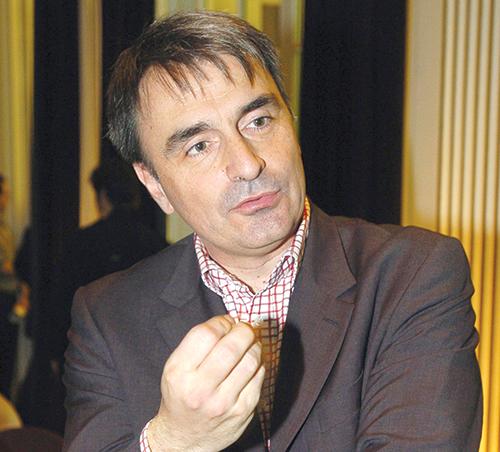 Paulin Michel, directeur général de Méditel.