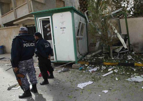 bombe-libye