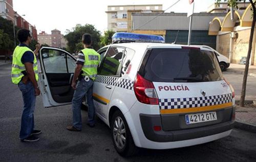 espagne-police