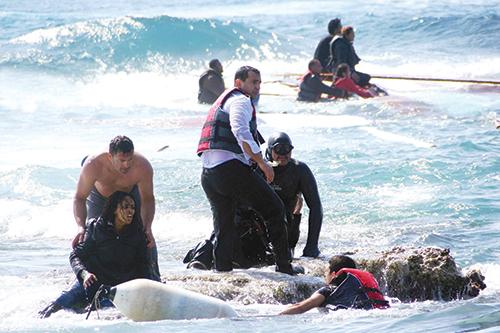 L UE accorde 101 7 millions d euros au Maroc pour lutter contre la migration irr  guli  re