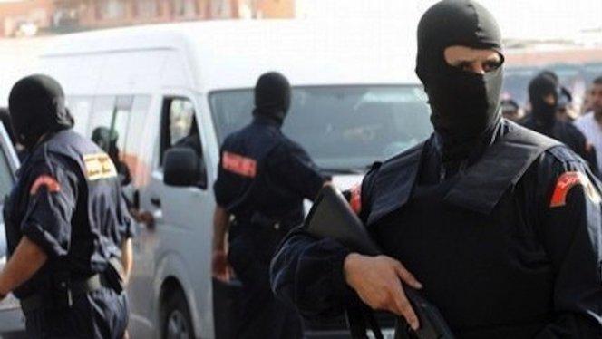 police-maroc