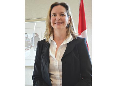 Sandra McCardell, Ambassadeur du Canada au Maroc - Ph : DR