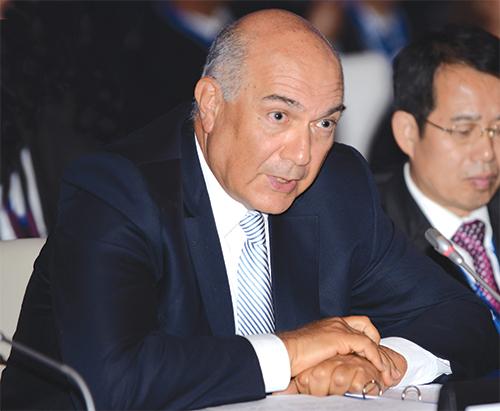 Mostafa Terrab, Président Directeur Général du groupe OCP.