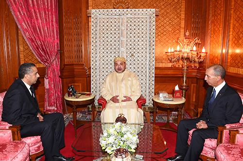 SM le Roi nomme M.Abdellatif Hammouchi Directeur Géneral de la Sûreté Nationale. - © Photo : DR