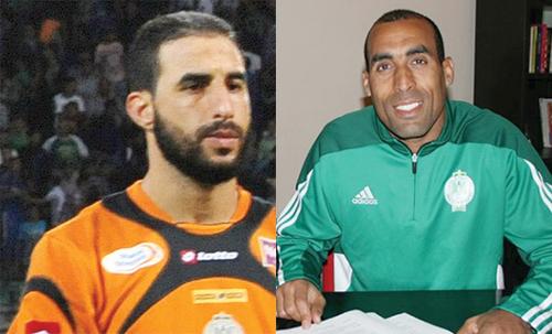 Tarik El Jarmouni. Khalid Al Askri.