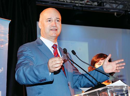 Anis Birou, ministre chargé des Marocains du monde.