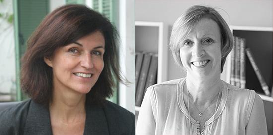 Marie-Pascale Rauzier & Patricia Defever-Kapfever