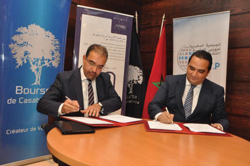 Saïd Amaghdir et Omar Amine. Exercer la finance islamique au Maroc.