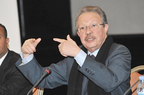 Ahmed Lahlimi Alami. L'économie du pays semble bien partie pour atteindre 4,3% de croissance en 2015.