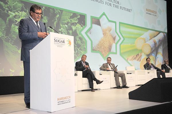 Aziz Akhannouch, ministre de l'Agriculture et de la pêche maritime. - Ph : DR