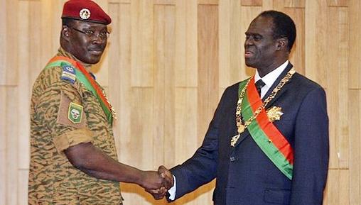 President-Bourkinabe