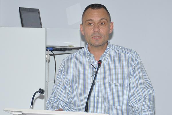 Stéphane Vabre, Secrétaire général de l'Association pour le droit et la justice au Maroc (ADJM)