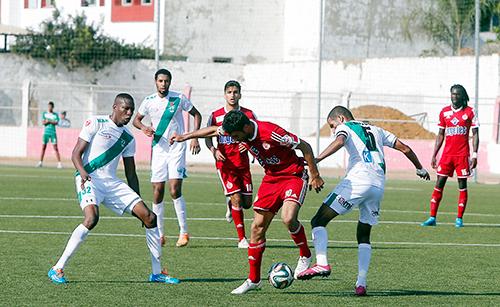 Coupe du Trône : KAC Kénitra - Wydad de Casablanca