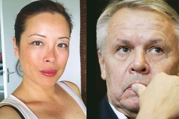 Catherine Graciet & Éric Laurent