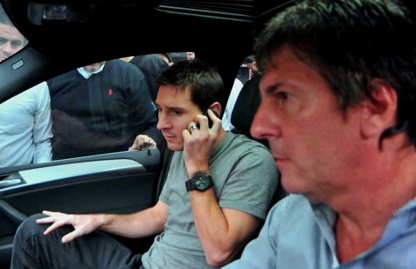 Messi-and-dad