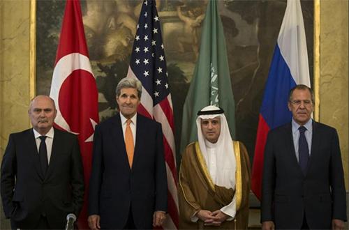 Reunion-Vienne-Syrie-Teheran