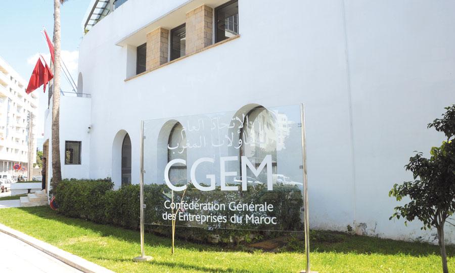 La CGEM pr  conise la cr  ation d un   Label sant