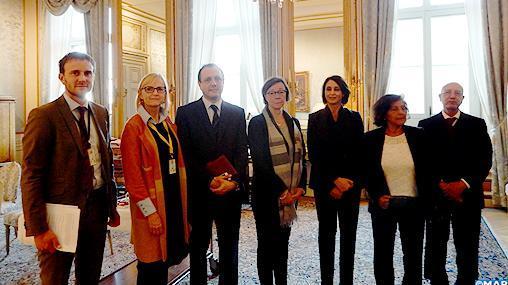 """La diplomate suédoise a exprimé """"son incompréhension face aux inquiétudes grandissantes de la part du Maroc"""""""