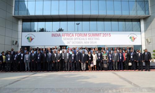 inde afric summit