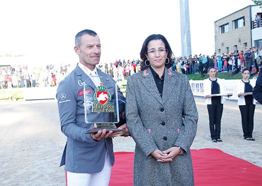 Morocco Royal Tour de saut d'obstacles