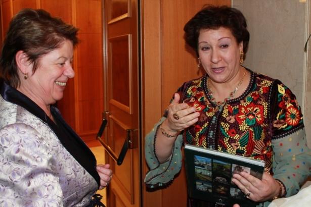 souriya otmani ambassadeur du Maroc à la République Tchèque