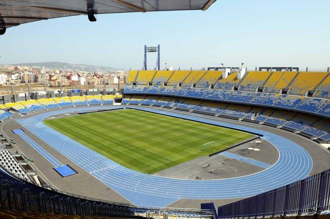 Le Grand stade de Tanger