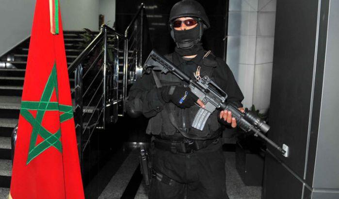 D  mant  lement d une cellule terroriste compos  e de 4 membres