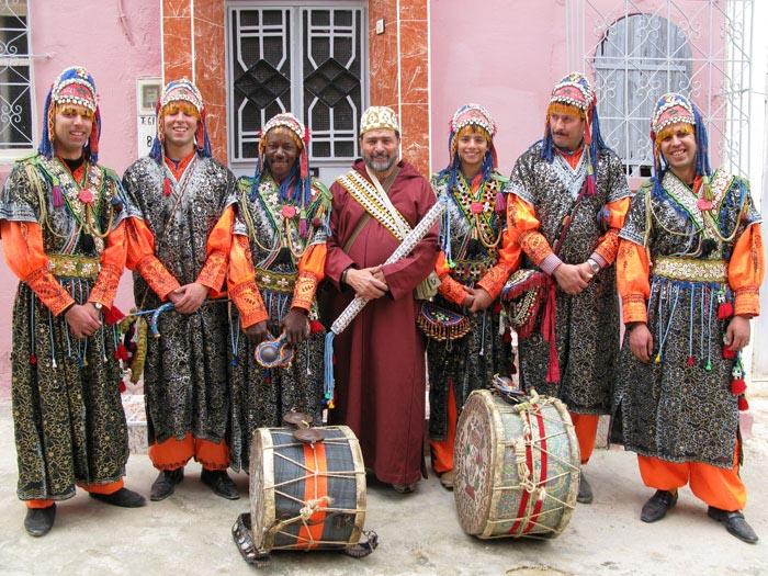 Gnawas-en-Tanger