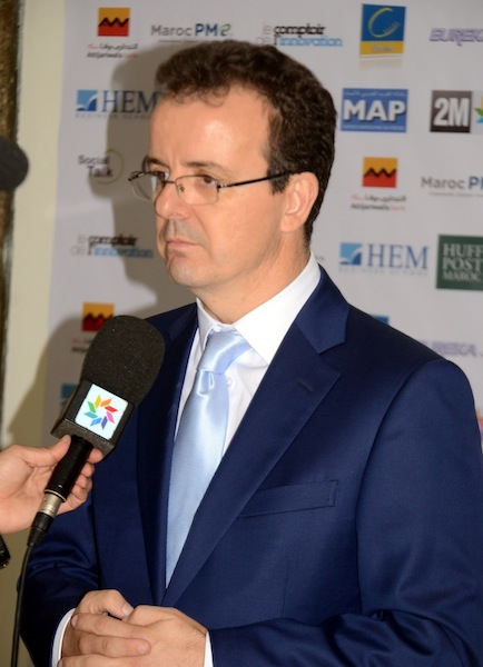 M. Younes El Jaouhari, Président d'Oléa Institute
