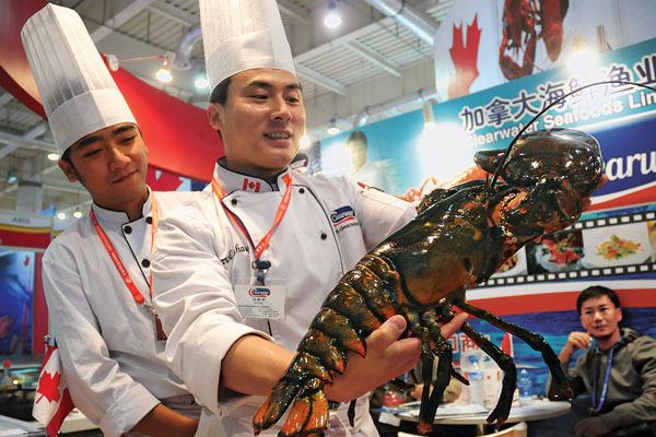 SEA FOOD CHINA