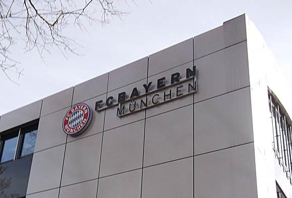 bayern Munich Headquater