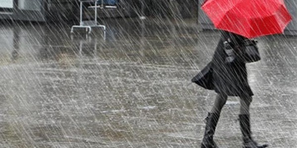 Averses orageuses fortes    partir du vendredi