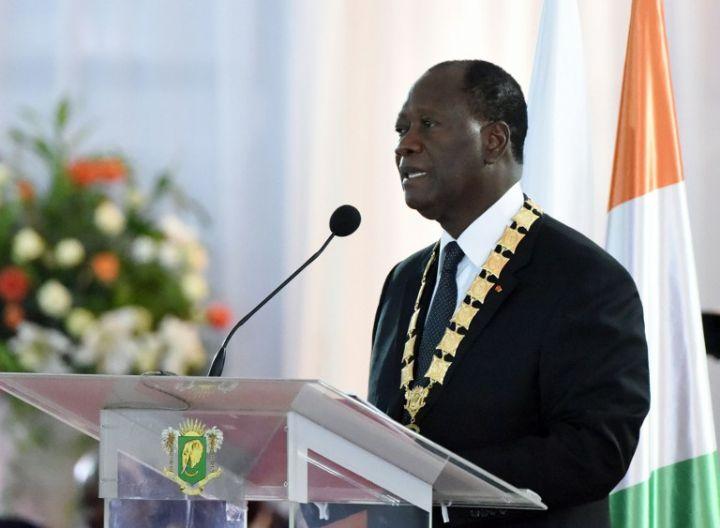 ouattara investiture